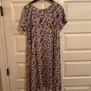 Lularoe Disney Carly Dress